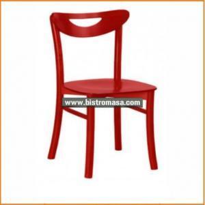 thonet-sandalye-kirmizi