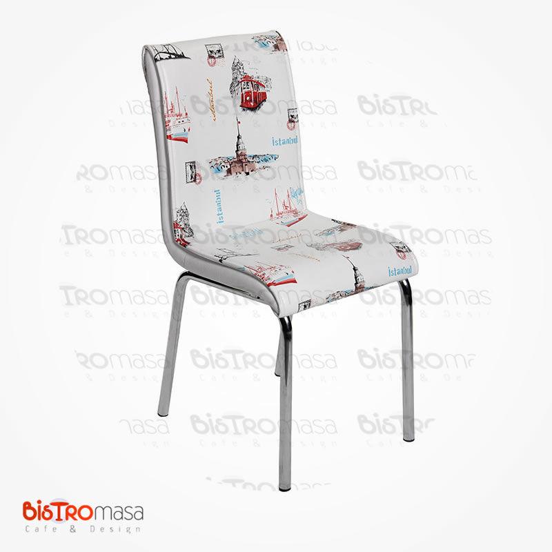 Metal Sandalye PT015