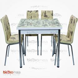 istanbul roma desenli mutfak masası