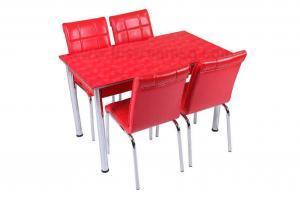 kirmizi-mutfak-masasi