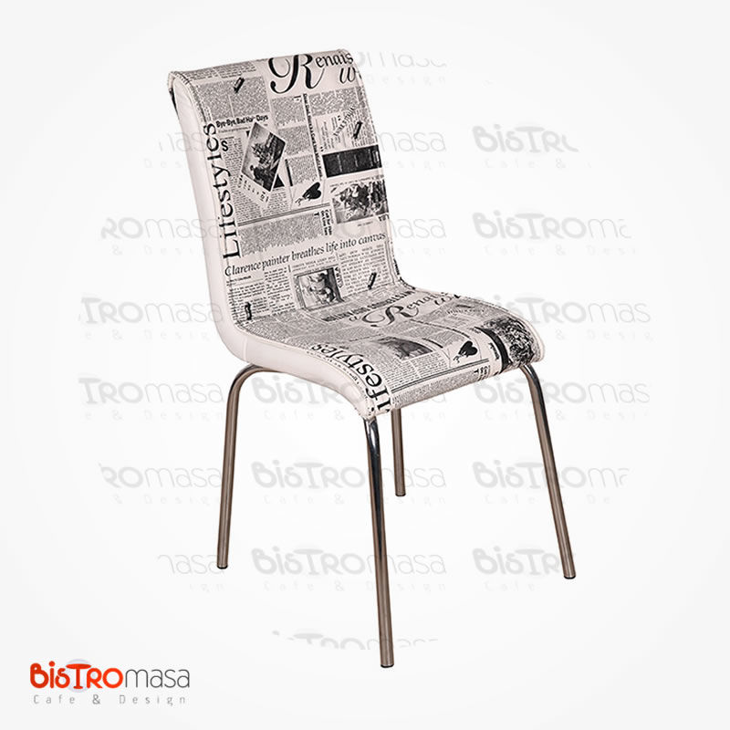 Metal Sandalye PT019