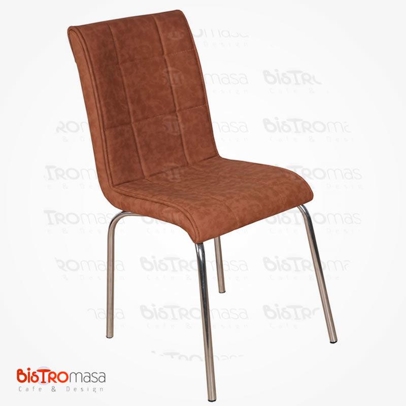 kahverengi-petli-sandalye