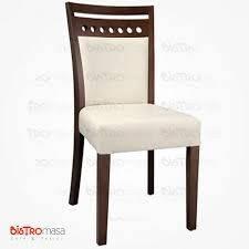 Beyaz Lokanta Sandalyesi