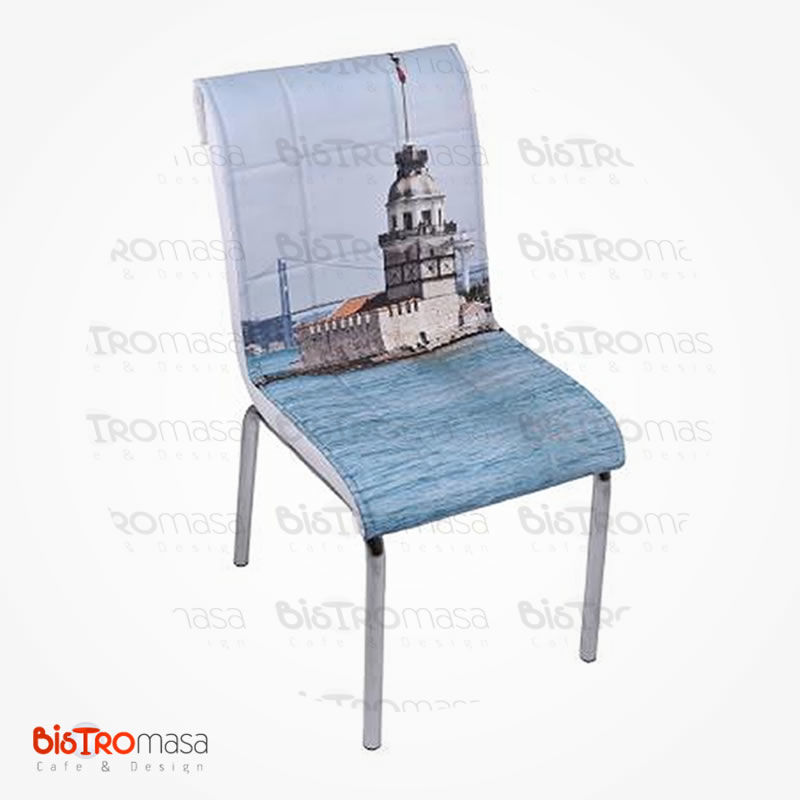 Metal Sandalye PT024