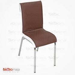 kahverengi-petli-cafe-sandalyesi