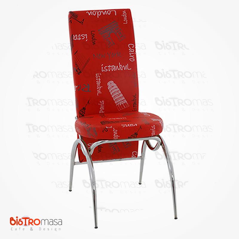 Metal Sandalye MTS010