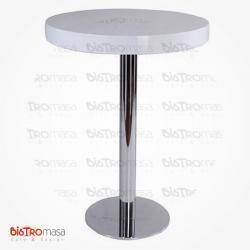 Beyaz cafe masa
