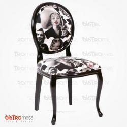 Marilyn monroe sandalye