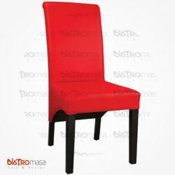 Paçalı ahşap sandalye