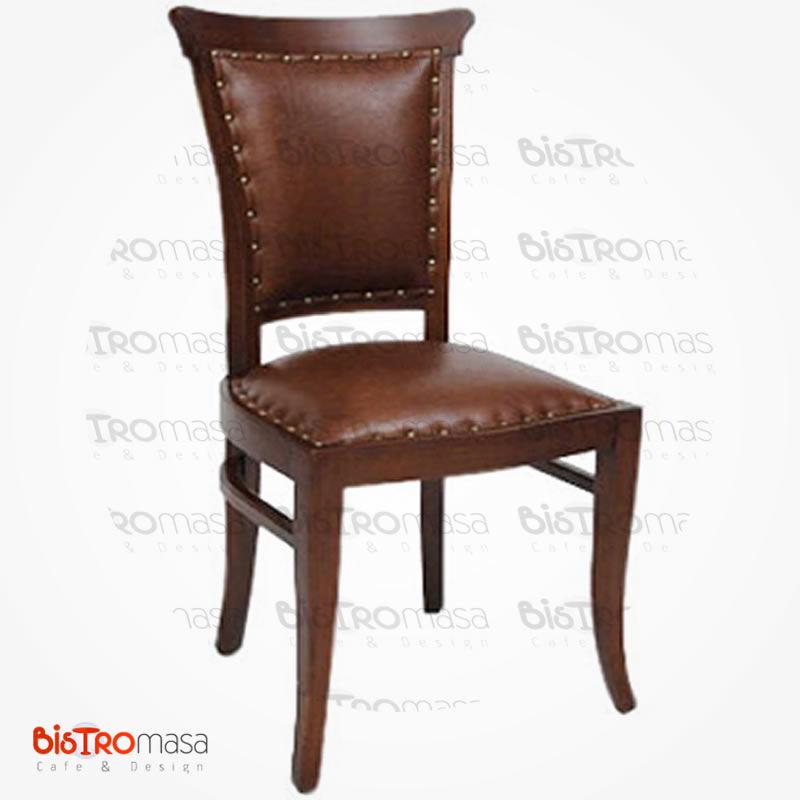Ahşap Sandalye AHS826