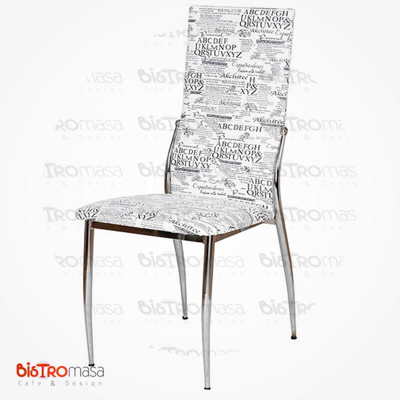 Metal Sandalye MTS027