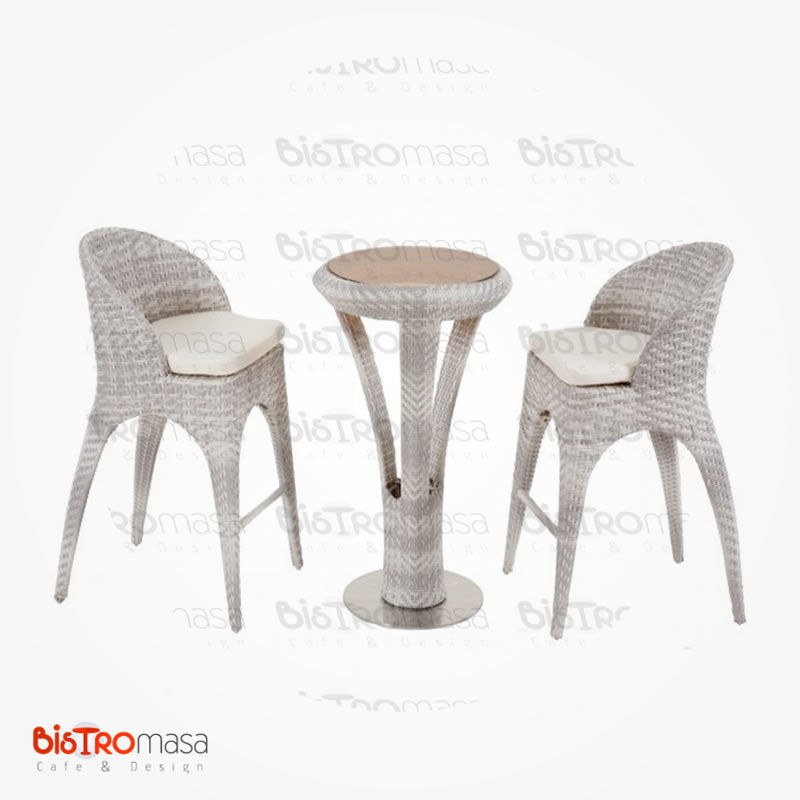 Bistro Masa Takım BMT104
