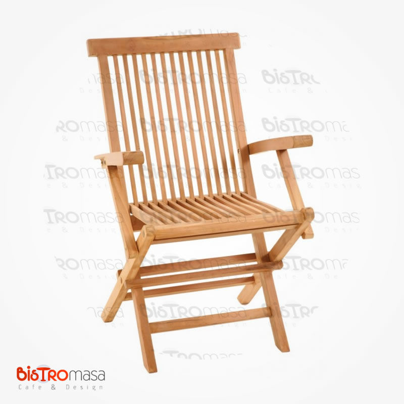 Teak Sandalye TİS 002