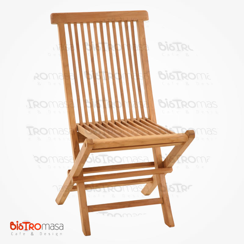 Teak Sandalye TİS 001