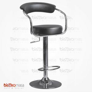 Sırtı açık bar sandalyesi