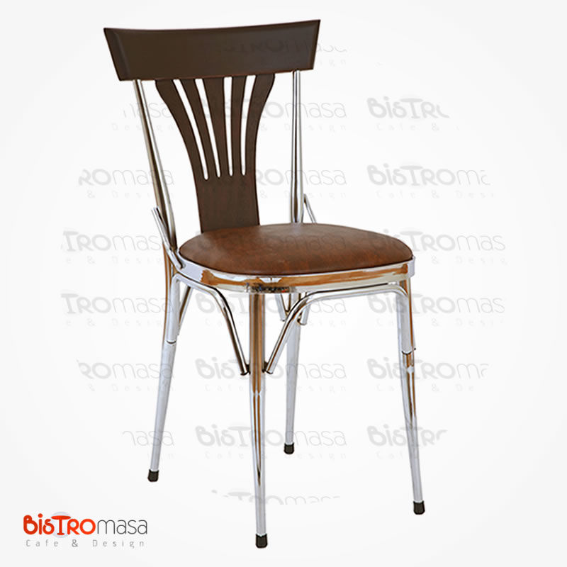 Metal Sandalye MTS043
