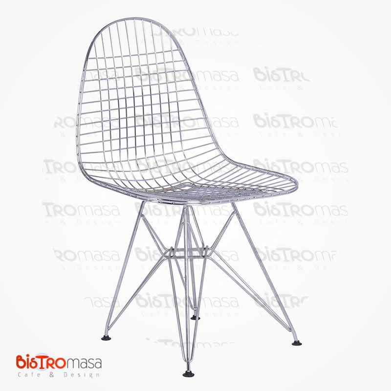 Metal Sandalye MTS023