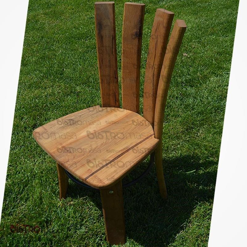 Ahşap Sandalye AHS860