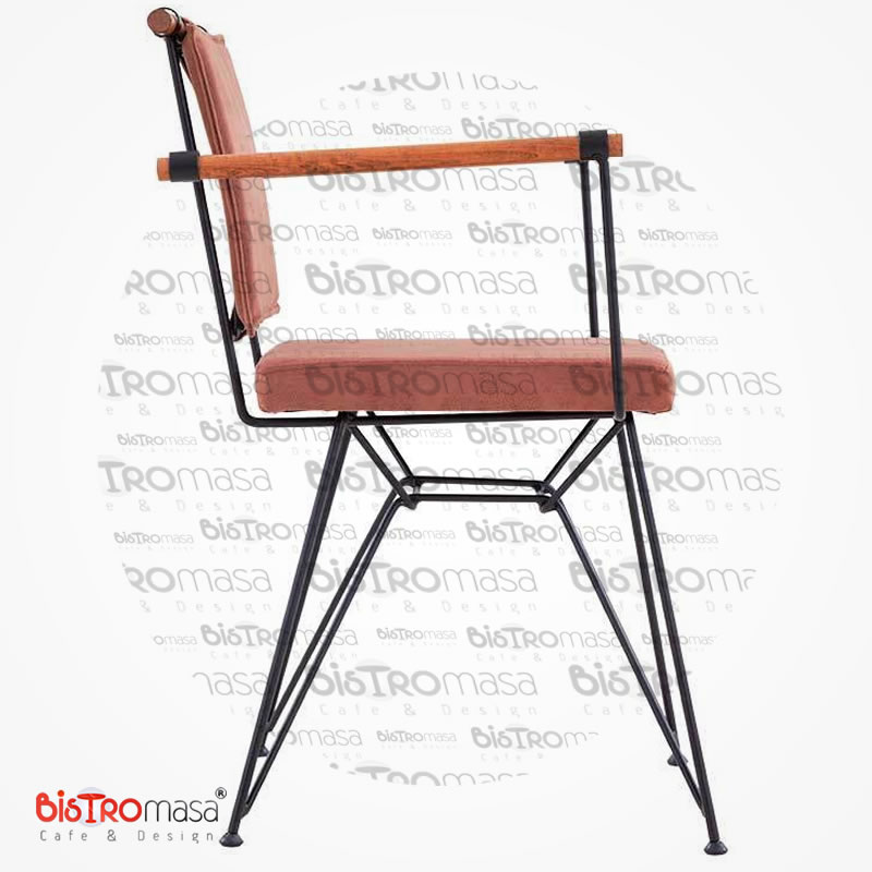 Metal Sandalye MTS049