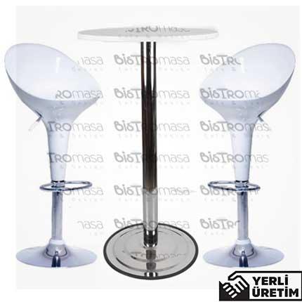Bar Masası Ve Sandalyesi